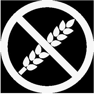 Certification 100 % Sans gluten